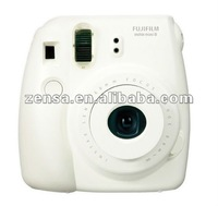 Fuji Mini 8 White Instax Film Camera Fujifilm Instant