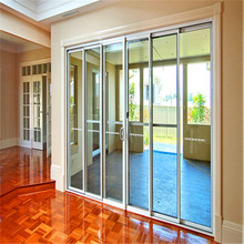 Professional AS certification aluminum sliding door and window