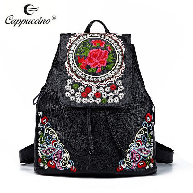 b1815dddab9c Wholesale fashion custom women high school leather laptop bag backpack