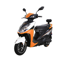 high speed 1200W cheap electric motorcycle two wheels electric scooter moped