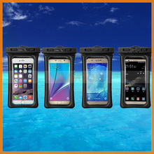 Armband Headphone Jack Waterproof Dry Bag for iPhone 6S 6S Plus
