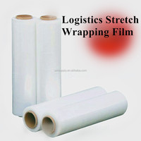 High Quality Cling PE Industrial Pallet Stretch Wrapping Film / Logistics Wrapping Film/Plastic Wrap