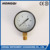 Hot sale double scale gas pressure gauge manometer