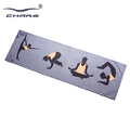 factory cheap price private label wholesale custom printed sports towels non slip hot yoga mat towel microfiber yoga towel