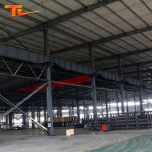 low cost light prefab steel structure workshop