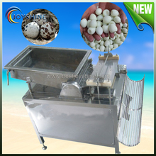 alibaba manufacturer direct sell Automatic stainless steel boiled quail egg peeler