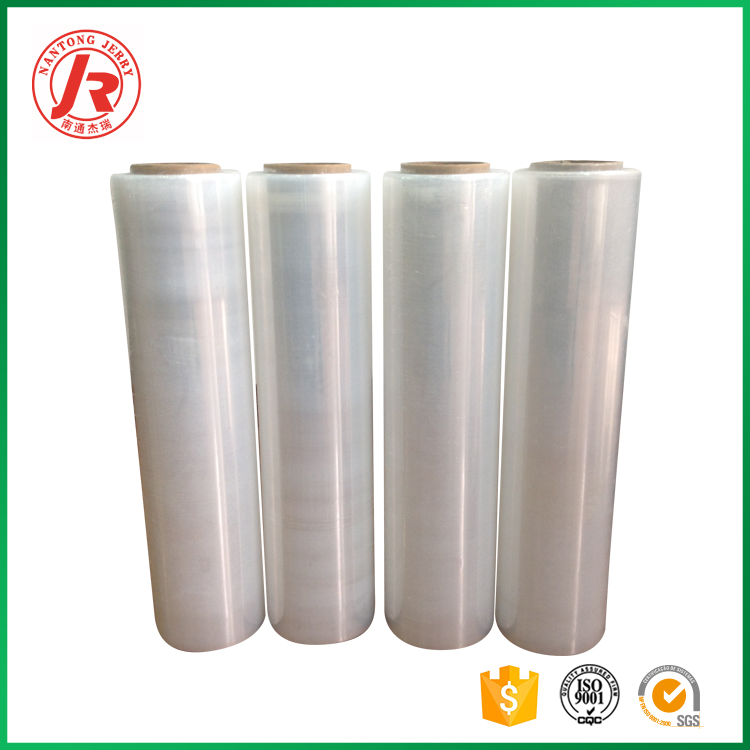 transparent LLDPE shrink plastic wrapping film