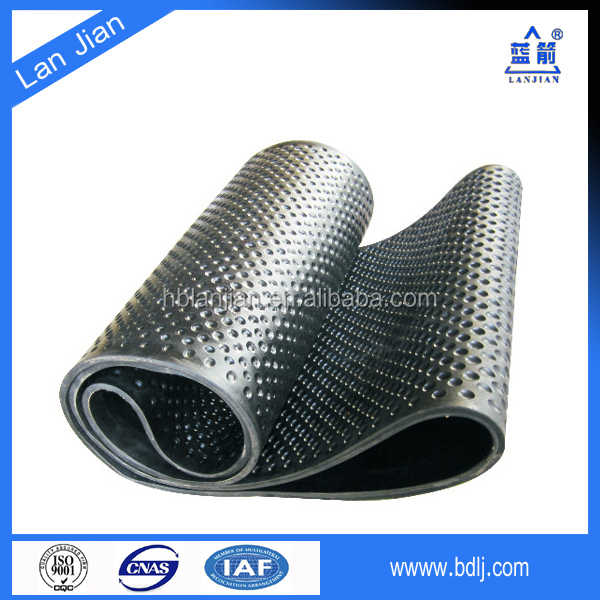 Special V shape chevron pattern conveyor belt for gold price sale made in china