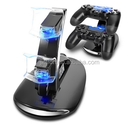 New Dual Charger For PS4 Game Controller JT-7001004