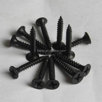 phillips flat countersunk head double fine /coarse thread case hardened drywall screw
