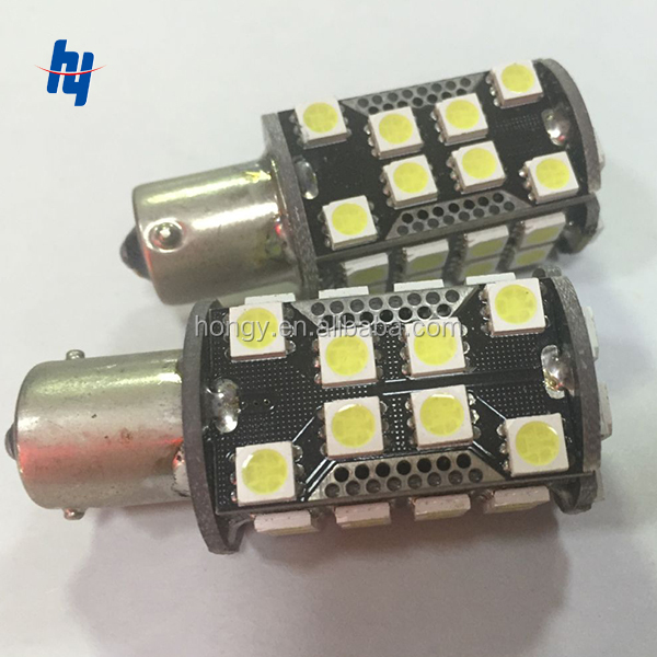 super bright auto interior lamp ba15d/1157 5050 40smd led car led brake light turn ligh