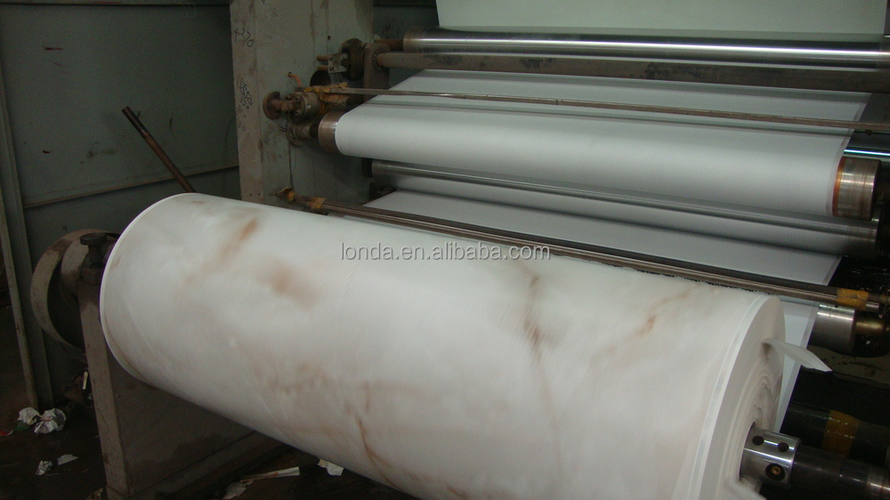 MDF laminated paper imitation of agate 30-50gsm