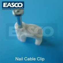 EASCO Electric Wire Cable Clips Plastic