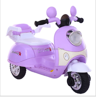 Plastic Best Selling New Type Ride On Toy Kids Motorbike