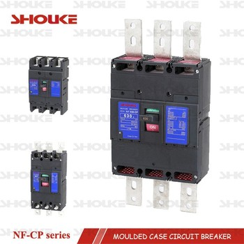 SKP NF630-CP 3 pole mccb moulded case circuit breaker