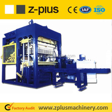 Mechanical transmission system QTY4-35 price block machine on sale