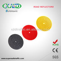 182 Glass road reflector small round reflectors