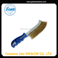 New design promotional Customized Promotional drill wire brush