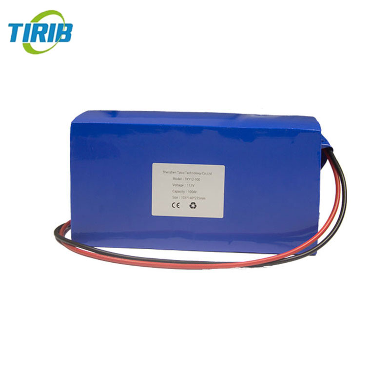 12v 30000mah 30ah 18650 Storage Solar lithium battery