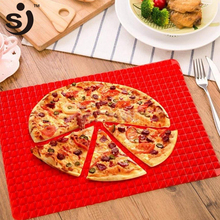 Larger Size Pyramid Pan Silicone Baking Mat,Silicone Oven Mat With Factory Price