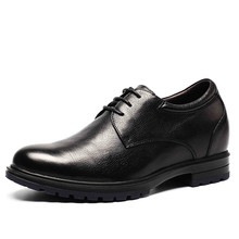 Wholesale invisible heel comfort relax leather dress shoes italy/man shoes summer 2015