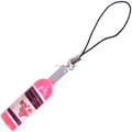 Custom Made Plastic Water Bottle Keychain for Sale