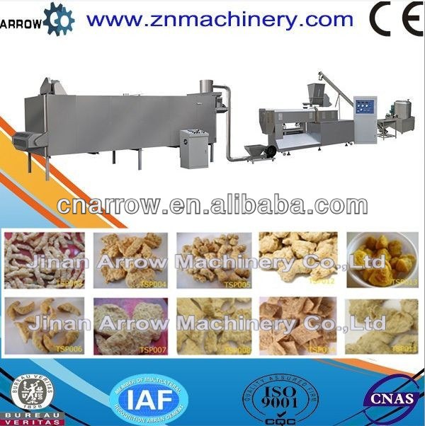 130kg/h Best Selling Isolated Soybean Protein Food Production Line