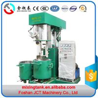 2016 JCT planetary mixer automatic dough mixer 10l for glue,adhesive,cosmetic and chemical products