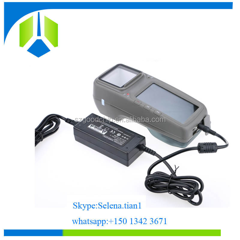 with RFID,Magnetic stripe card reader Qr Code Portable Pos for E-ticketing identification----Gc028+