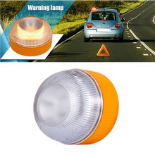 Wholesale LED Warning Light Signal Tower Lamp Mini Flashlight White Light for Cars Vehicle