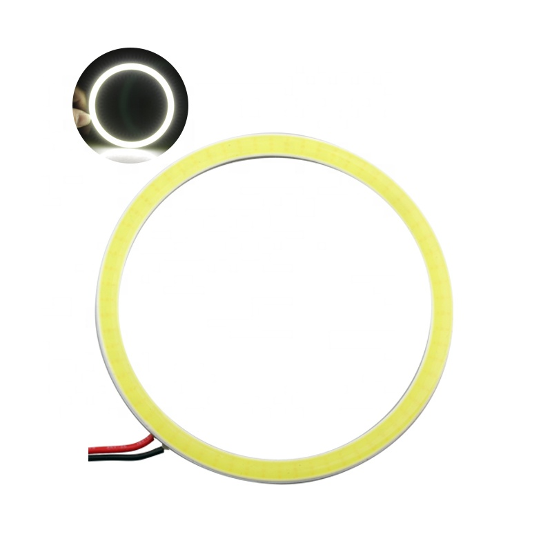 Angel Light 60Mm 70Mm 80Mm 90Mm 100Mm 110Mm 120Mm 12V 24V Led Rgb Cob Ring