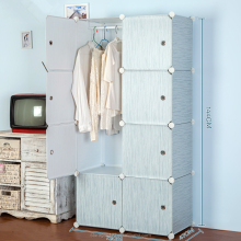 Wholesale cheap price European style combined wardrobe cabinet