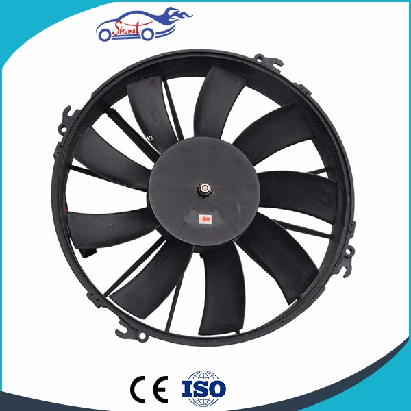 Universal Condenser Cooling Fan 12 Inch 12v 24v Electric