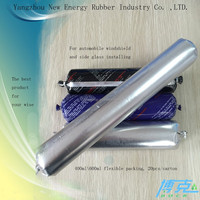Golden supplier for high tempreture auto glass polyurethane sealant in China
