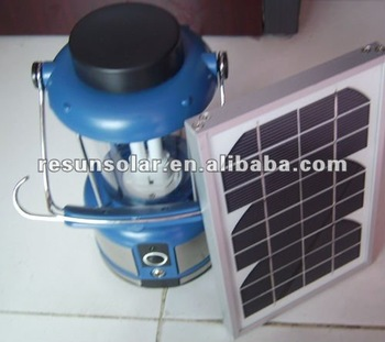 2013 Best Sale Solar Lantern for Camping