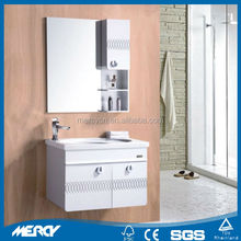 Made in China Wall Mounted PVC Bathroom Cabinet