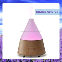 High quality Color-changing Ultrasonic Electric Humidifier LED Lamp Aroma Diffuser