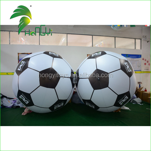 Giant pvc Inflatable Football Balloon for World Cup Event