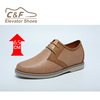 Wholesale height increasing first top leather casual shoes for men/christian loubotin shoe/made in vietnam shoe