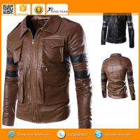 motorcycle jacket for men, sheep motocycle leather jacket for men, custom made racing jacket