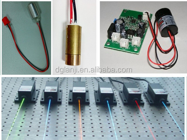 2014 Brand New Red Laser Diode Module 650nm 10mw Laser Diode