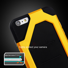 New hornet shockproof highly pretect camera case for Iphone 7