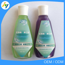 Cool Mint/Strawberry 80ML Alcohol Free Anticavity Mouthwash Total Care