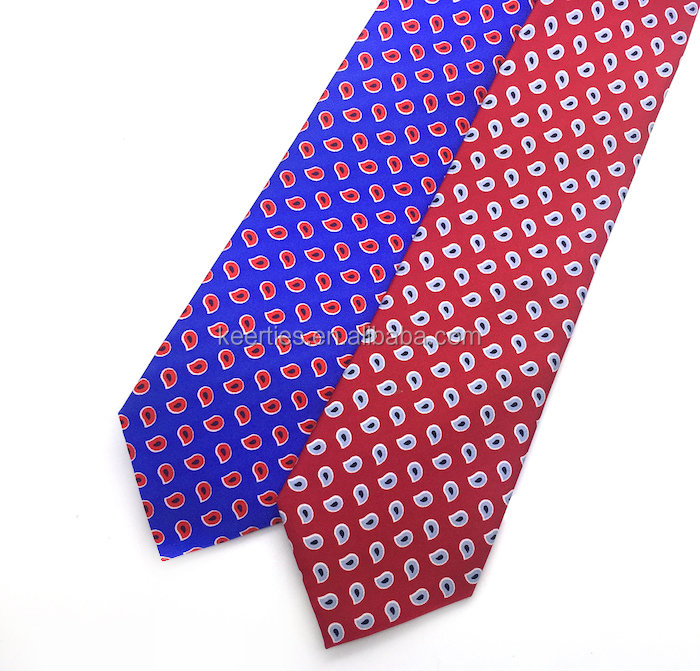 Menswear fashion necktie OEM service neck tie