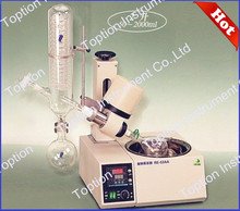lab chemical rotating evaporator(rotovape) with water bath price 2L