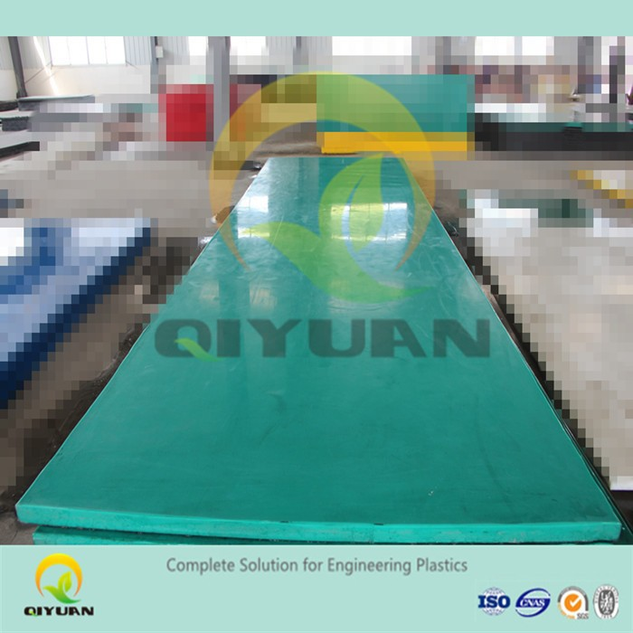 Excellent anti-skid UHMW-PE/ HDPE board, large plastic sheet
