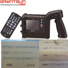 Manual inkjet marker wedding invitation card printing machine