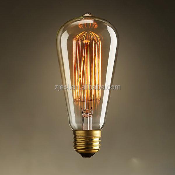 High Quality Salt Lamps : Various High Quality Edsion Bulb St 58 Warm White - Buy Salt Lamps Pakistan,Indoor Lamp Post ...
