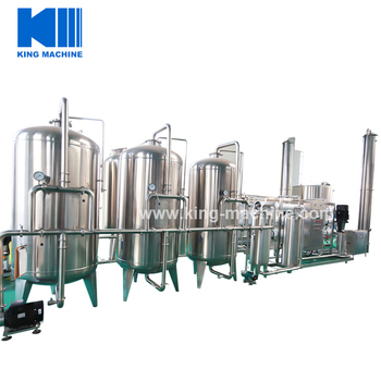 2018 Professional Manufactured Industrial Reverse Osmosis Water Purification System