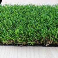 Mini Garden Green Pp Pe Artificial Grass
